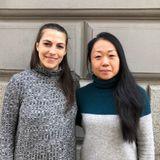 Avsnitt 52. Hui-Han Hu Gustavsson och Pauline Reibell