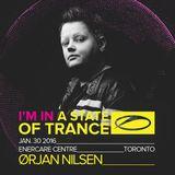 Orjan Nilsen – A State of Trance 750 @ Toronto, Canada (30.01.2016)