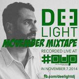 DJ Deelight Movember mixtape 2014