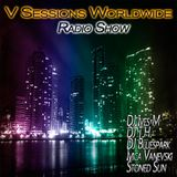 V Sessions Worldwide #129 Mixed by Dj Bluespark