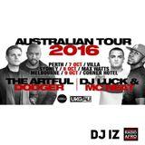 DJ IZ Artful Dodger Vs DJ Luck + MC Neat Tribute Mix UKG UK Garage * Radio AFRO Australia