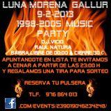 Promo  C.M.P  9-2-2013. Luna Morena