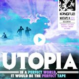 Mixtape KONGFUZI #24: UTOPIA!!