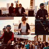 Menage a Trois @ Hotel SB Diagonal Zero Rooftop - WeSounds Events - 07-JUN-2018