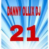 DANNY OLLIX dj Numero 21: Fine Giugno/inizio Luglio 2018