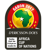 D'Ericsson Does The Africa Cup of Nations