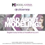 ModelKarma Presents - Mad About Modeling! - Mixed by DJ Rubberninja