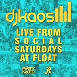 DJ Kaos - Live From Social Saturdays
