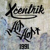 DJ Xcentrik - Hip Hop Jam - 1991
