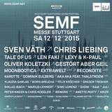 Dominik Eulberg live @ Stuttgart Electronic Music Festival 2015 – 12.12.2015 [FREE DOWNLOAD]