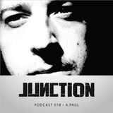 Junction Podcast.018 Loudon Kleer vs A.Paul