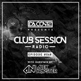 Da Conte   Club Session #68 with Guestmix by Alex Napster