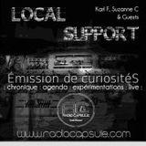 Local Support #13 *live de Dirty Deep*