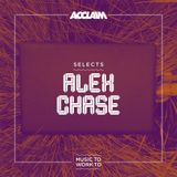 SELECTS: Alex Chase (OHM) - Music To Work To