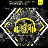 Podcast AMW.FM - ADE DJ MARATHON 2016