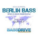 Berlin Bass 032 - Guest Mix by SURVEY