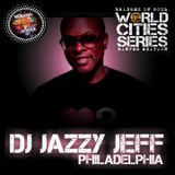 BRIDGES OF SOUL #wmsep98 World Cities Series DJ JAZZY JEFF PHILLY Classic Mix hosted by DARIAN C.