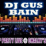 Gus Bain Presents Chalkys Pop Party Mix 1