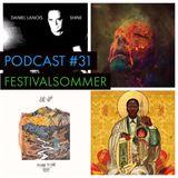 Podcast #31 - Festivalsommer