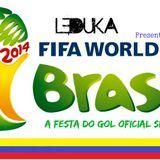 LeDuka Dj @ A Festa Do Gol Brazil 2k14