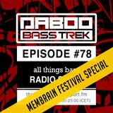 BASS TREK 78 with DJ Daboo on bassport.FM