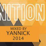 Definition House mixed by DJ Yannick @ Roxy Club Prague 8.3.2014