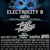 Electrocity 8 (2013) - Gregor Tresher LIVE (live recorded)