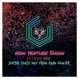 New Venture Show #009 - 28th april TAKEOVER TIME - BONOBO'S MIGHTY ANDROMEDA