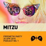 Mi-tzu @ Freenetik Party, Timisoara, RO - 25 Apr 2015