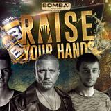 Stuka - Raise Your Hands Live @ RIO Ózd 2016.04.09