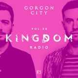 Gorgon City KINGDOM Radio 022 - LIVE FROM USHUAIA, IBIZA