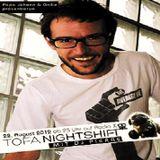 Pierre @ ToFa Nightshift - Radio X Frankfurt - 22.08.2012