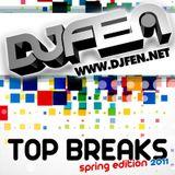 DJ Fen - Top Breaks Spring Edition 2011