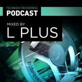 Episode 26 - April 2014 - Technique Podcast - Mixed By L Plus