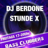 DJ BERDONE(STUNDE X) - GLOBAL TECHNO SESSION 30.03,2018