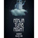 Ninja Tune Night #1 / Artist Contest / Grown So Ugly