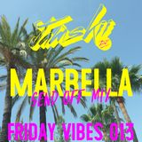 JAMSKIIDJ - Friday Vibes Week 13| Marbella Send Off Mix| New R&B & UK Summer Vibes | May 2018