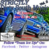 STRICTLY Dirty South Music (Vol. 2) 2014