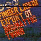 Drumattic Twins – Finger Lickin' Export 01 (Finger Lickin' Records, 2006)