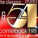 studio54 the classics&the comeback hits