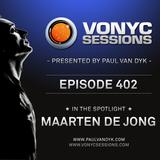 Paul van Dyk's VONYC Sessions 402 - Maarten de Jong