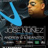 Jose Nunez - CD Promo for 9.2.11 at The Hyde Park Cafe