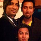 Antakshari in BhooT Bangla with Uzair Rashid , RJ Basit Faryad and RJ Rana Bobby