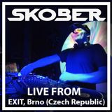 Skober live from EXIT Club, Brno (Czech Republic) [13-10-2017]