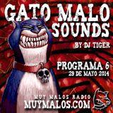 GATO MALO Sounds. Show 6. 29-05-2014. www.muymalos.com