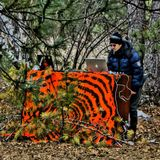 SIZAMA - psychedelic djset @ spadok prashchuriv 2016