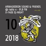 @ X-Fade DJ-Night - 02.10.18 ls Rall-Fi & Mukka