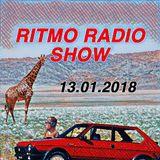 Ritmo Radio Show 13-01-18 GUIDO SONATO (Drunkdrivers) in the mix