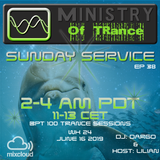 Uplifting Trance - Ministry of TRance Sunday service EP38 WK24 June 16 2019