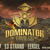 Dominator Festival 2017 – Maze of Martyr  DJ contest mix by The Skull & The Sequel